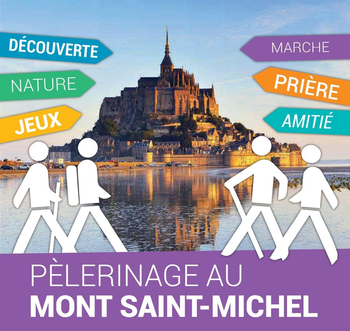 L'aumônerie de Cergy au Mont Saint Michel