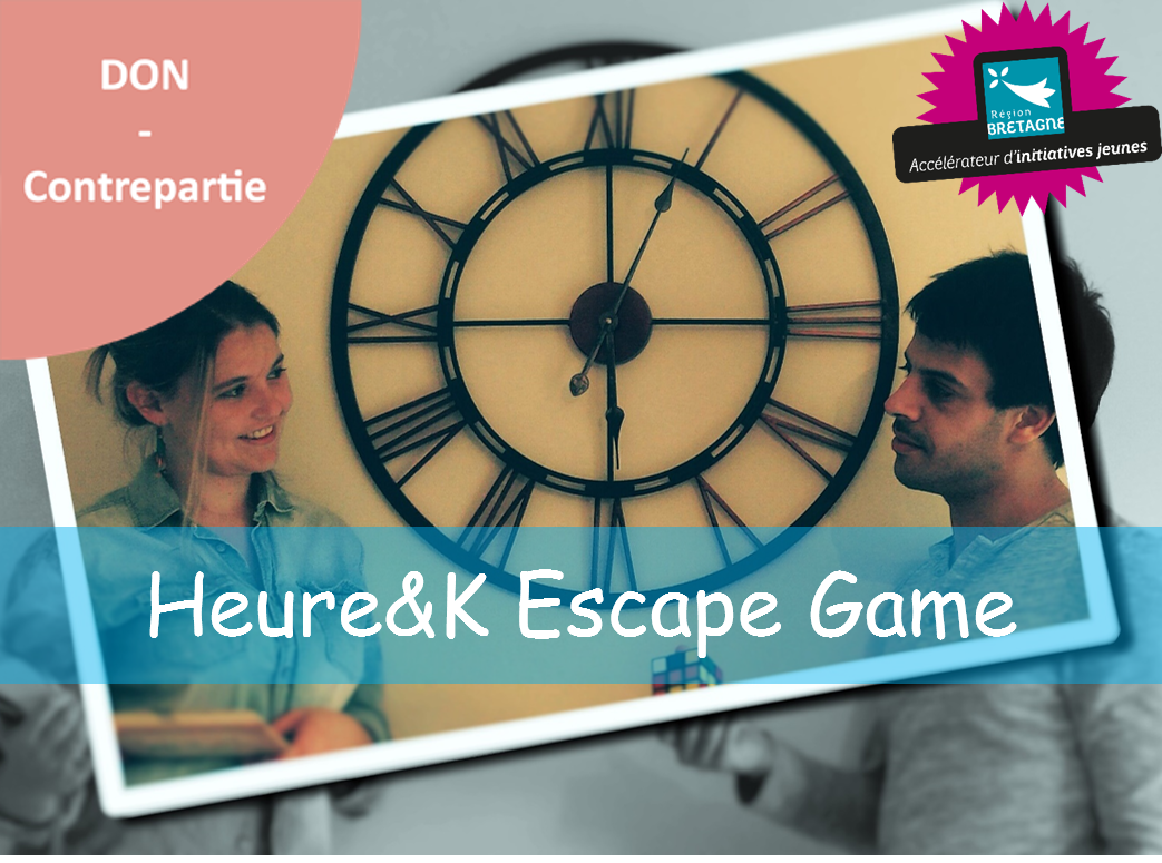 Heure&K Escape Game