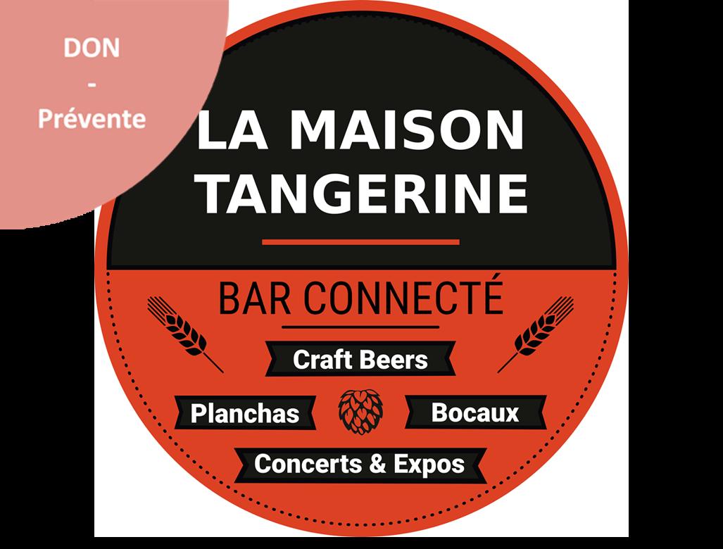 La Maison Tangerine Lorient