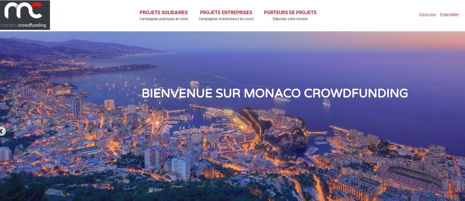Rencontre avec Sébastien Prat, fondateur de la plateforme Monaco Crowdfunding