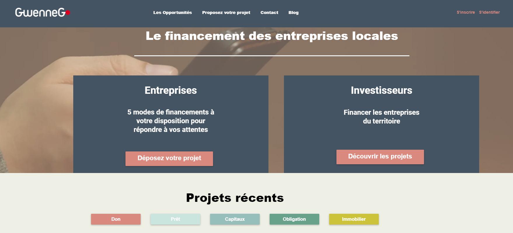 Rencontre avec Karim Essemiani fondateur de la plateforme de financement participatif de la région Bretagne Gwenneg