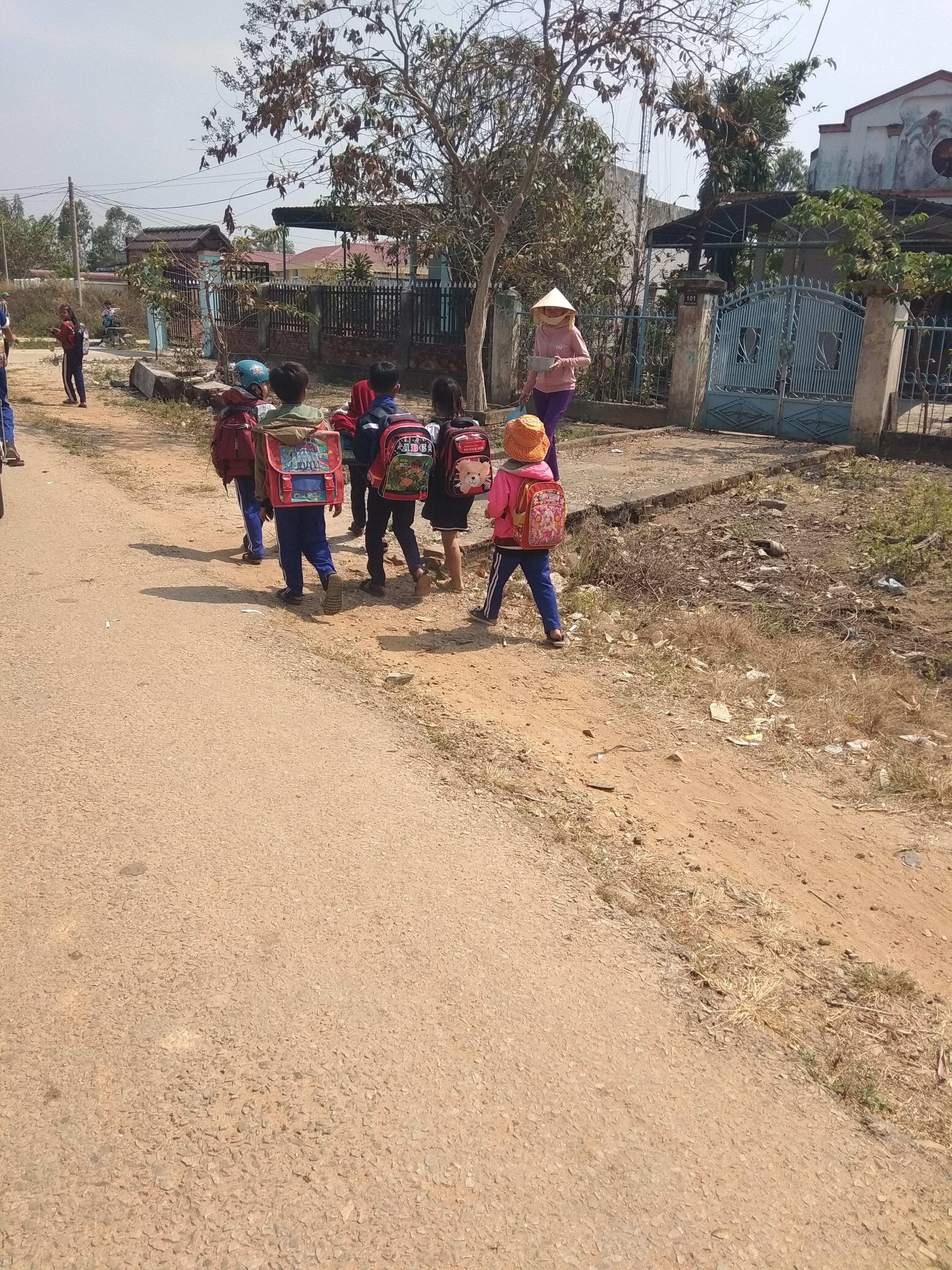 Rentrée Scolaire au Vietnam