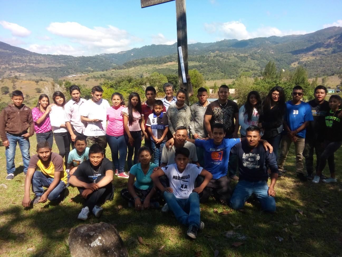 Un rêve: participer aux JMJ de Panama