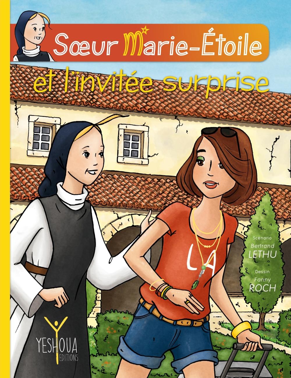 """image_thumb_Nouvelle BD """"Sœur Marie-Étoile"""" : la pré-vente continue tout l'été !"""