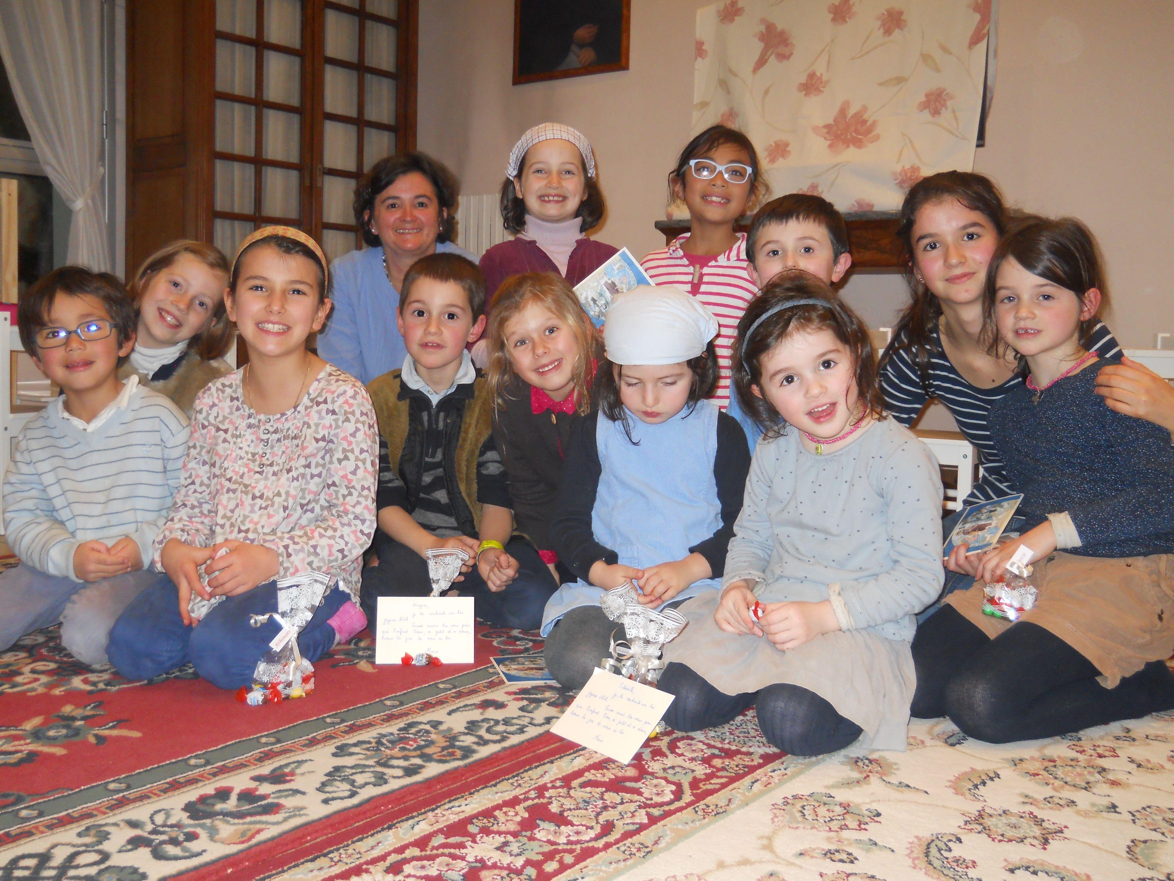 Catéchèse de Maria Montessori