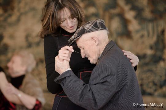 La Caravane de la Mémoire, Tango à gogo pour les aînés Alzheimer