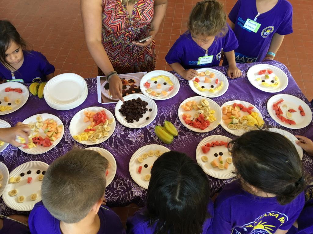 Un Village pédagogique dédié à l'Alimentation