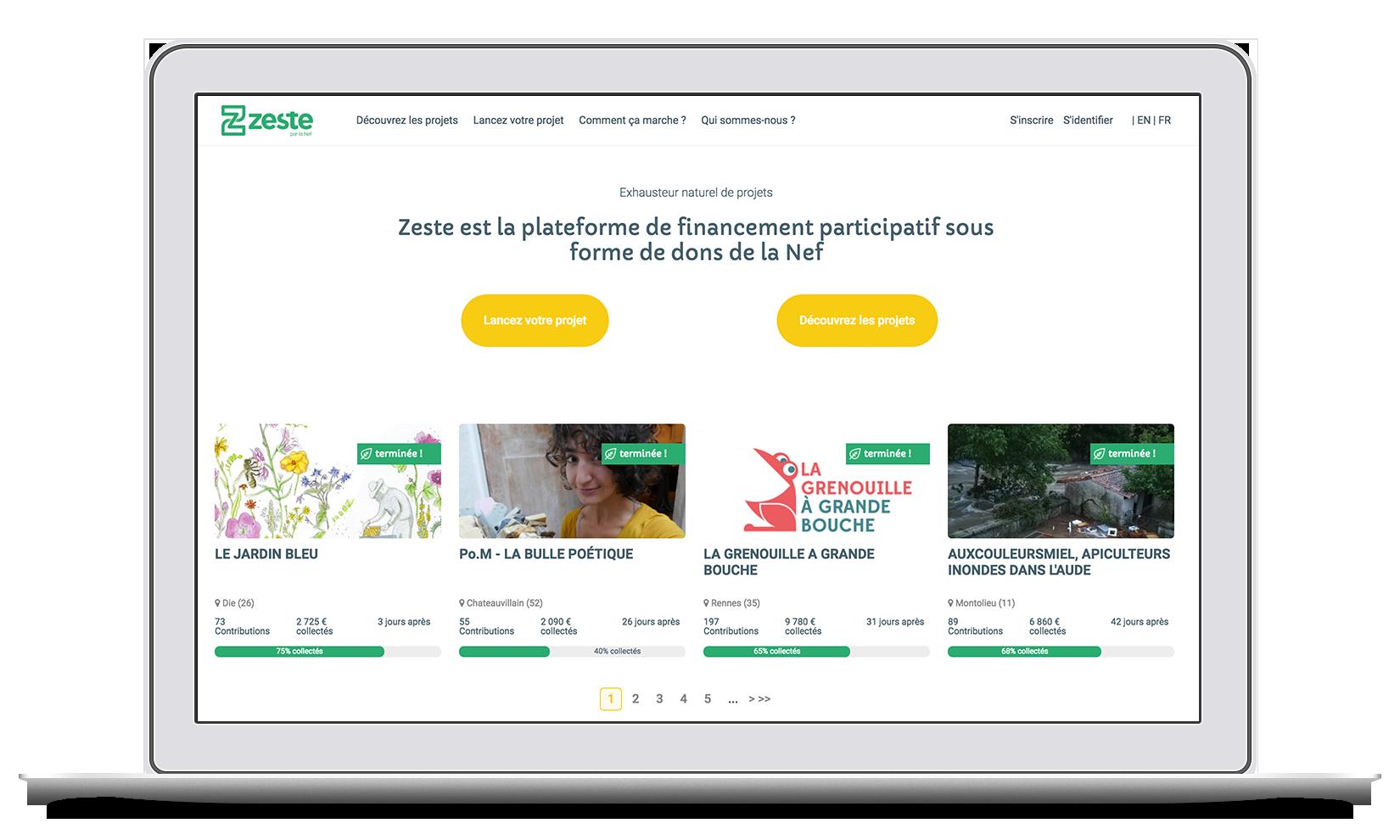 Entretien : Zeste, la plateforme de financement participatif dédiée aux acteurs de la transition écologique, sociale et solidaire