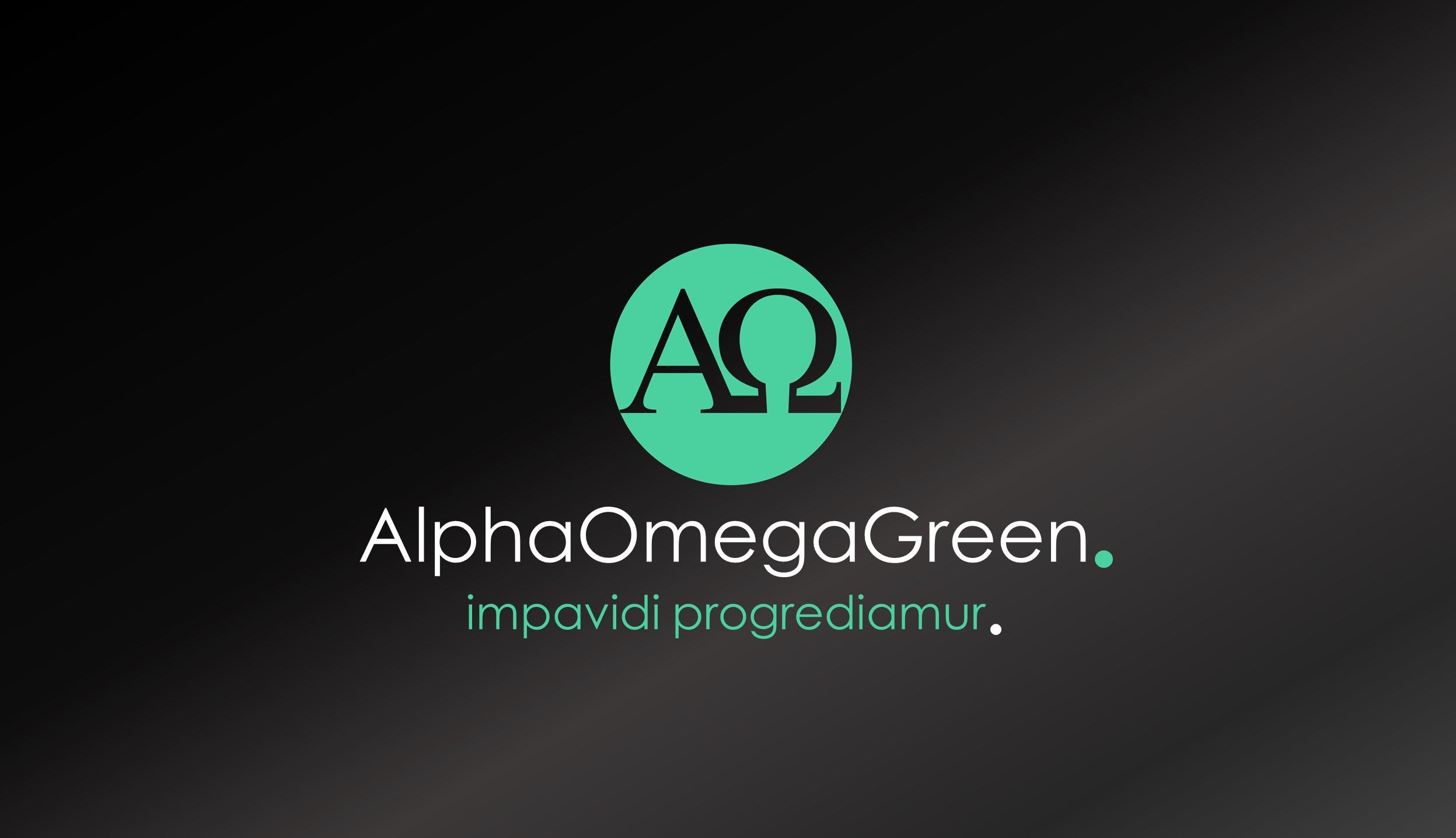 AlphaOmegaGreen