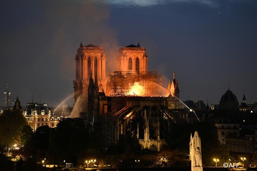 Notre-Dame de Paris – 1 milliard d'euros après