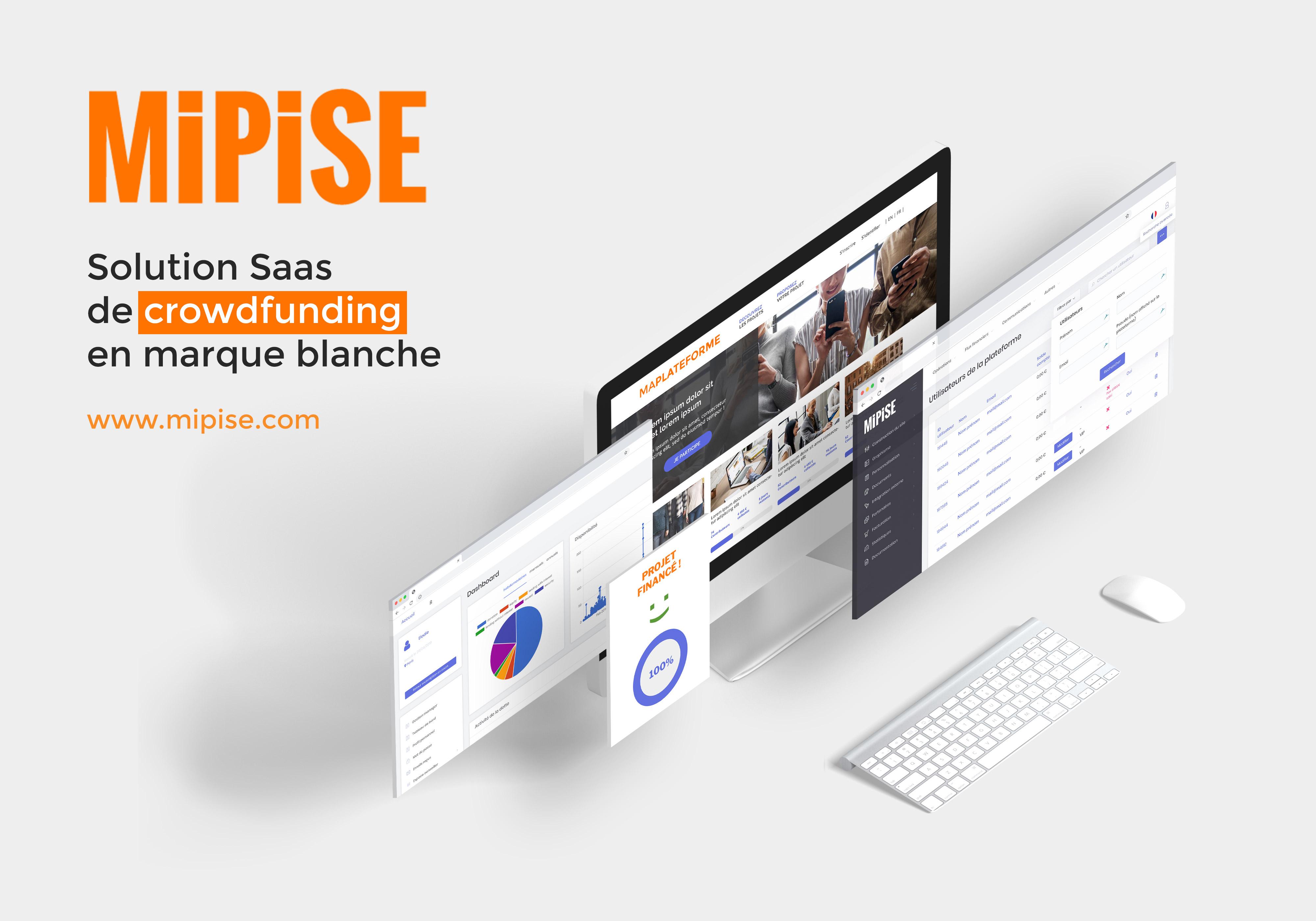 Mipise reçoit le label Fin tech Community