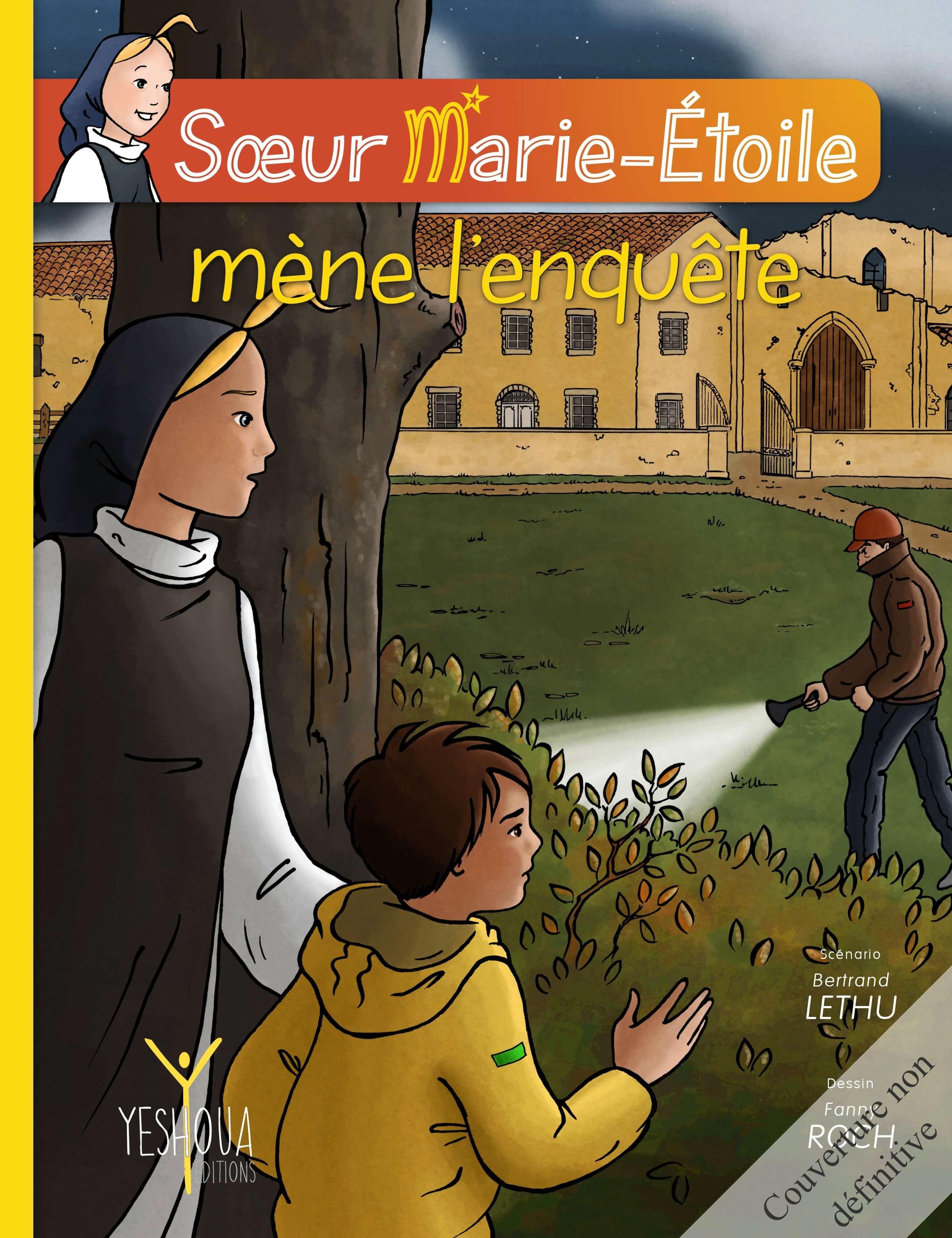 image_thumb_Une nouvelle BD : Sœur Marie-Étoile mène l'enquête !