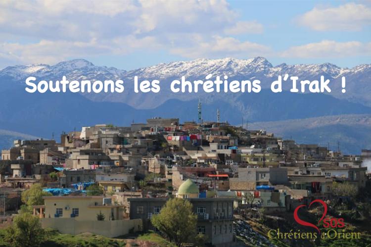Soutenons les chrétiens d'Irak