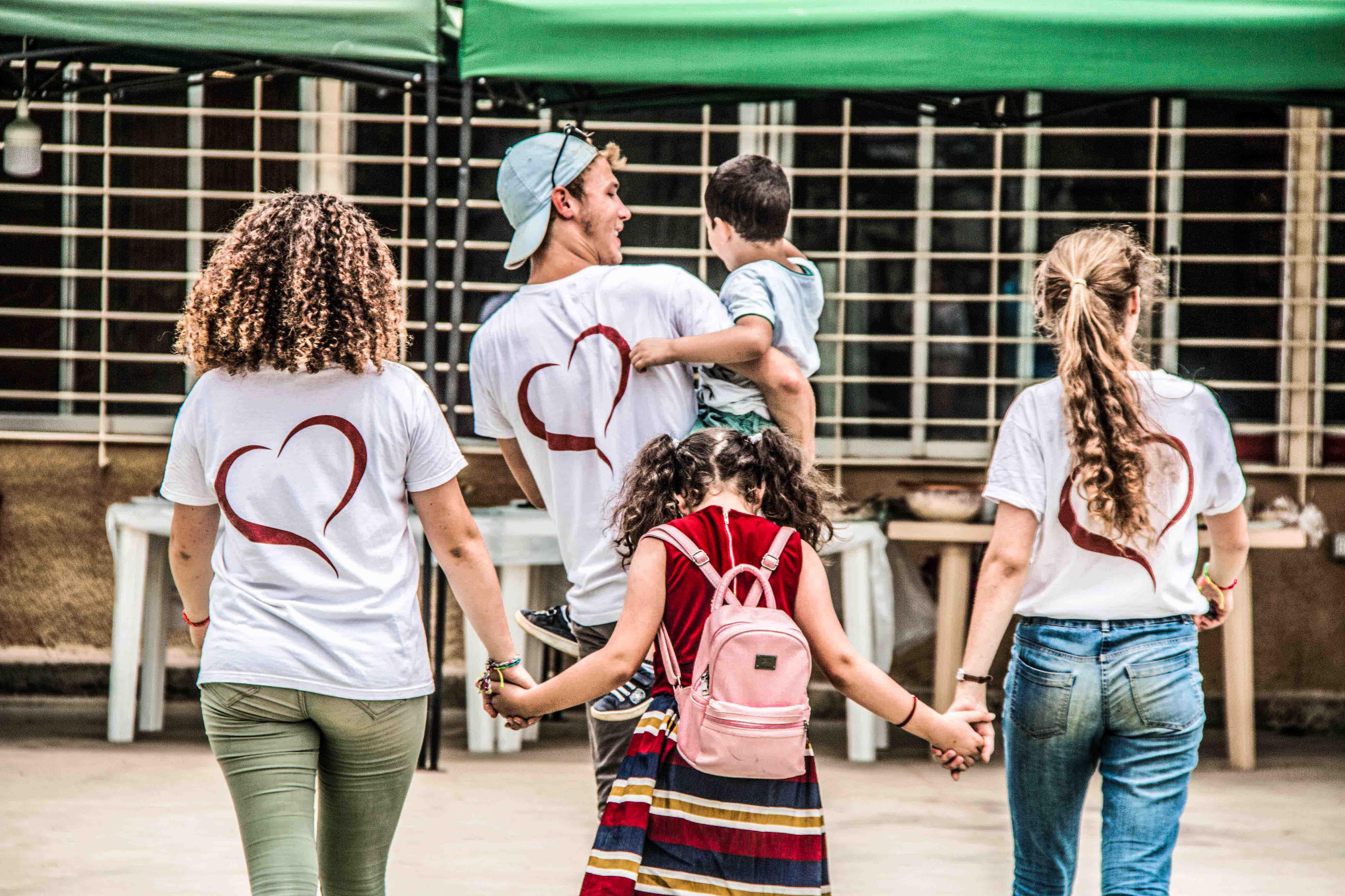 Mission humanitaire avec SOS Chretien d'Orient
