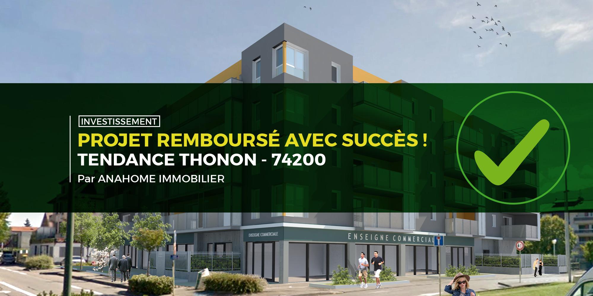 En octobre, Monego rembourse un 12e projet immobilier avec succès !