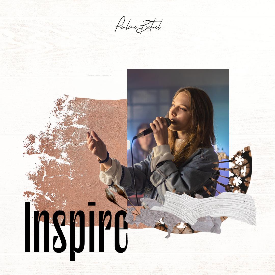 Inspire - premier E.P. de Pauline Betuel