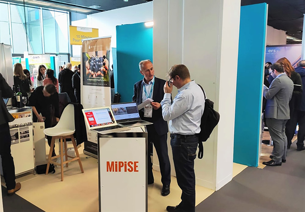 Actionaria 2019 : MIPISE présente une offre inédite de gestion dématérialisée des registres de titres non cotés