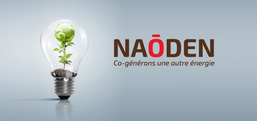 NAODEN – Valoriser les déchets Biomasse locaux en énergie décentralisée dans un schéma d'économie circulaire