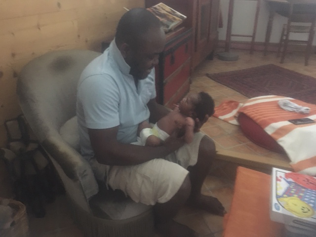 Accompagner l'inclusion d'une famille congolaise