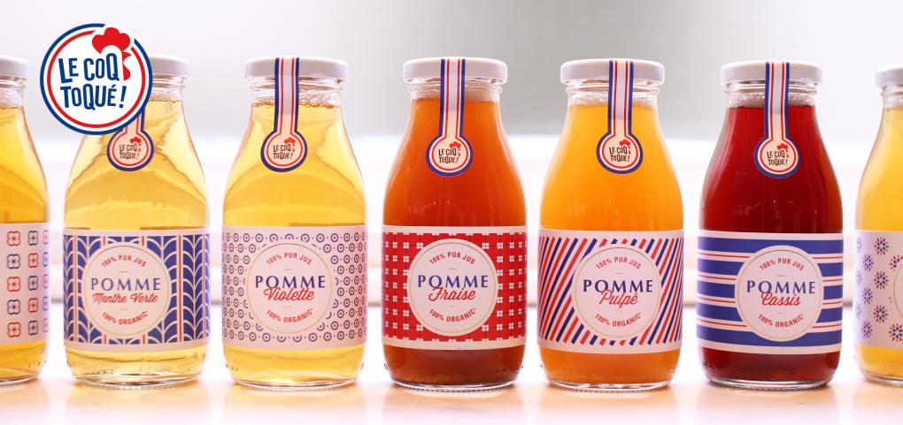 LE COQ TOQUÉ - Le goût et le savoir-faire français 100% naturel