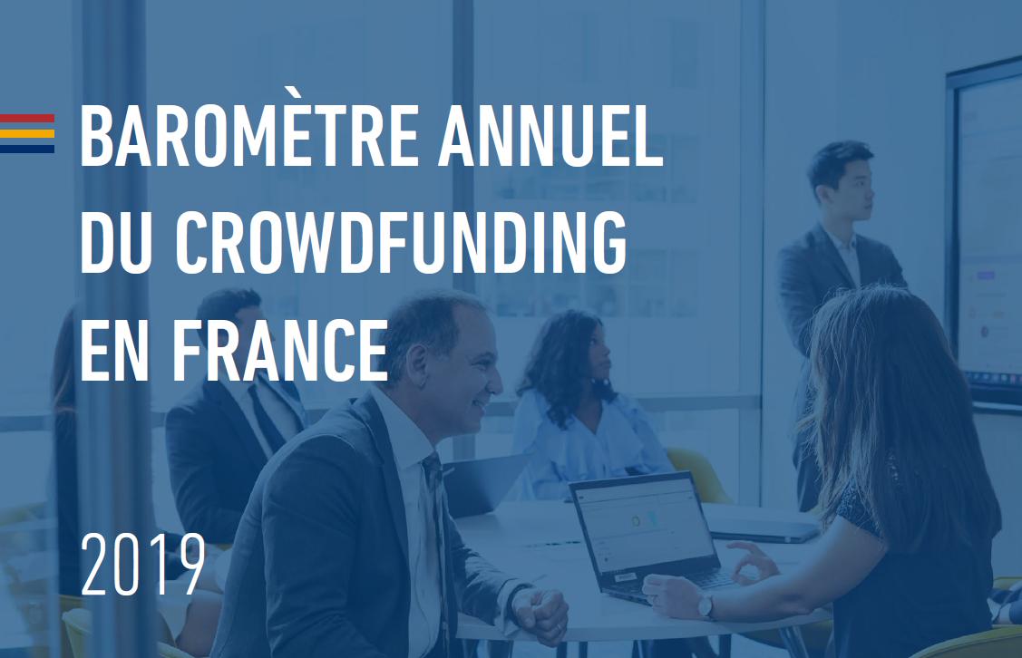 Le crowdfunding poursuit sa croissance et s'inscrit durablement dans le paysage du financement en France