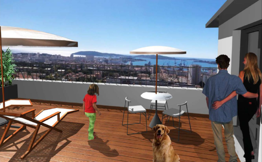 Nouveau projet à financer: Super Toulon