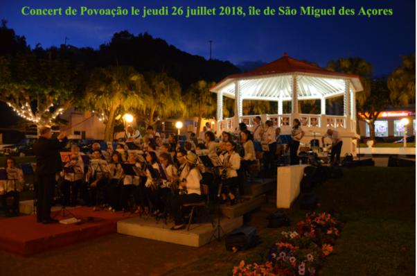 Echange Musical Franco-Açorien : Acte 1