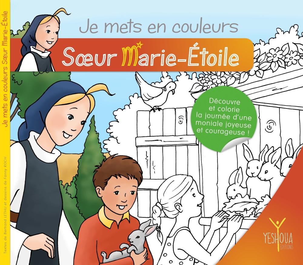 image_thumb_Sœur Marie-Étoile : l'album à colorier pour découvrir la vie monastique vise les 200% !