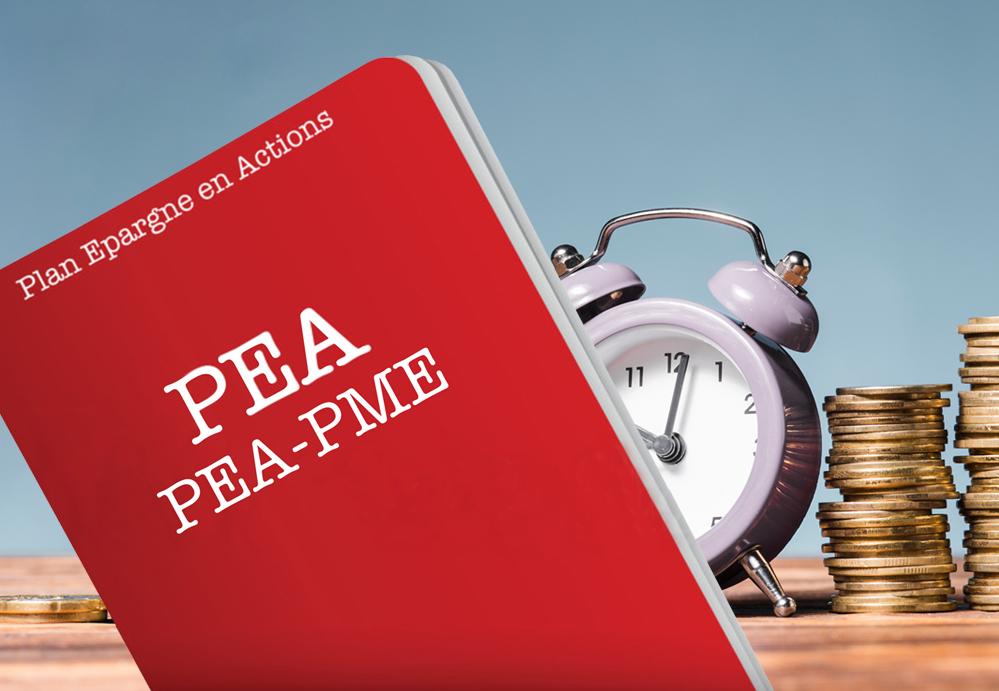 Économisez 42,6 % d'impôt* sur vos plus-values en investissant via un PEA-PME