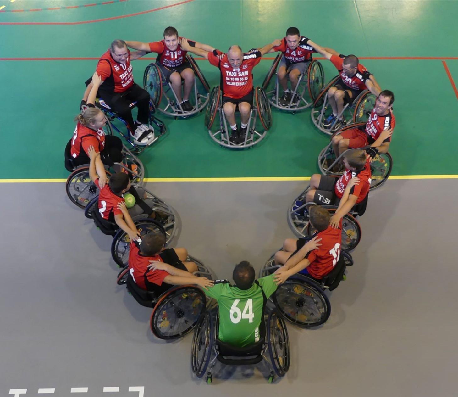 Handisport - Achat d'un fauteuil sportif