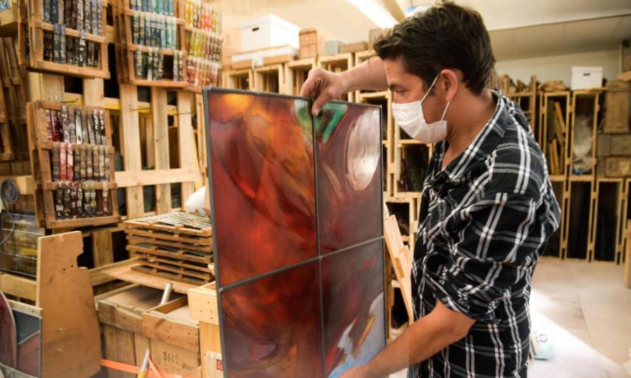 image_thumb_Sauvons un atelier de Maîtres-Verriers, spécialisé dans la création de vitraux d'église!