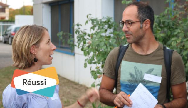 Rencontre avec Milad pour la réussite de son projet !