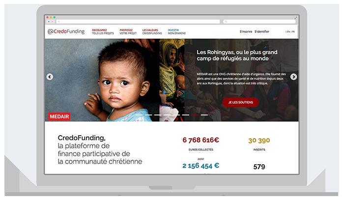 CredoFunding : acteur historique du financement participatif en France