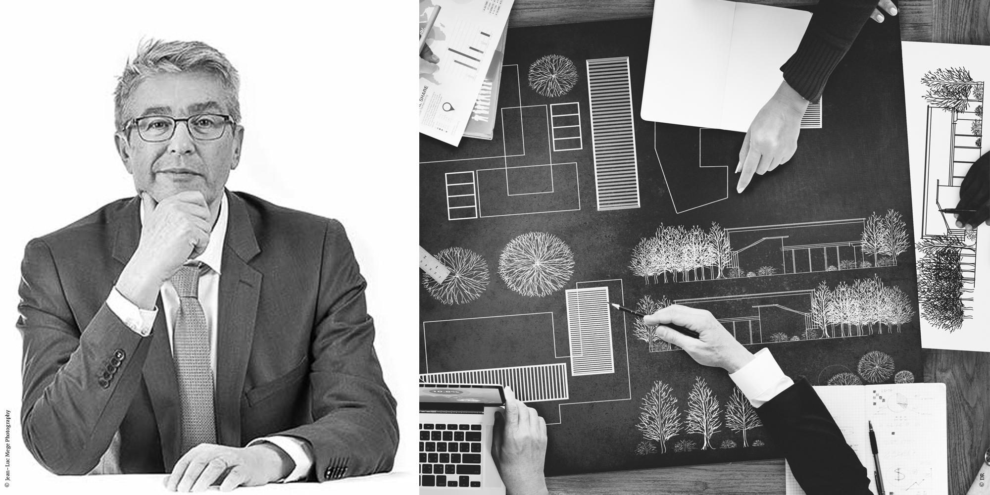 """""""Savoir profiter des permis de construire modificatifs"""" par Me Jean-Marc Petit, avocat associé Adaltys Avocats"""