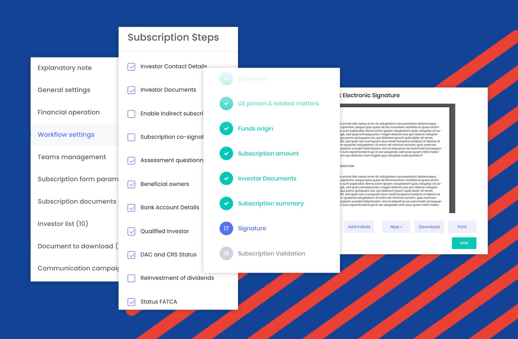La digitalisation du processus de souscription : quels enjeux pour l'expérience client ?