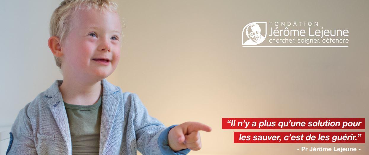 Fondation Jérôme Lejeune : recherches sur la trisomie 21