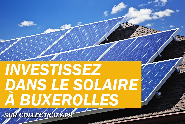 Prêtez pour 2 installations solaires à Buxerolles