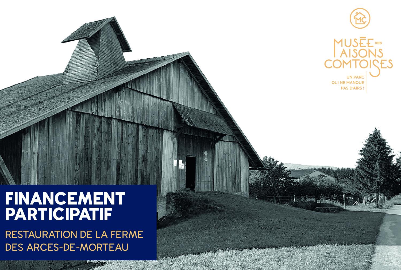 Restauration de la ferme des Arces-de-Morteau