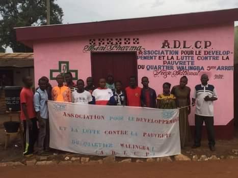 Venir en aide à la population en République Centrafricaine qui vit dans une grande précarité