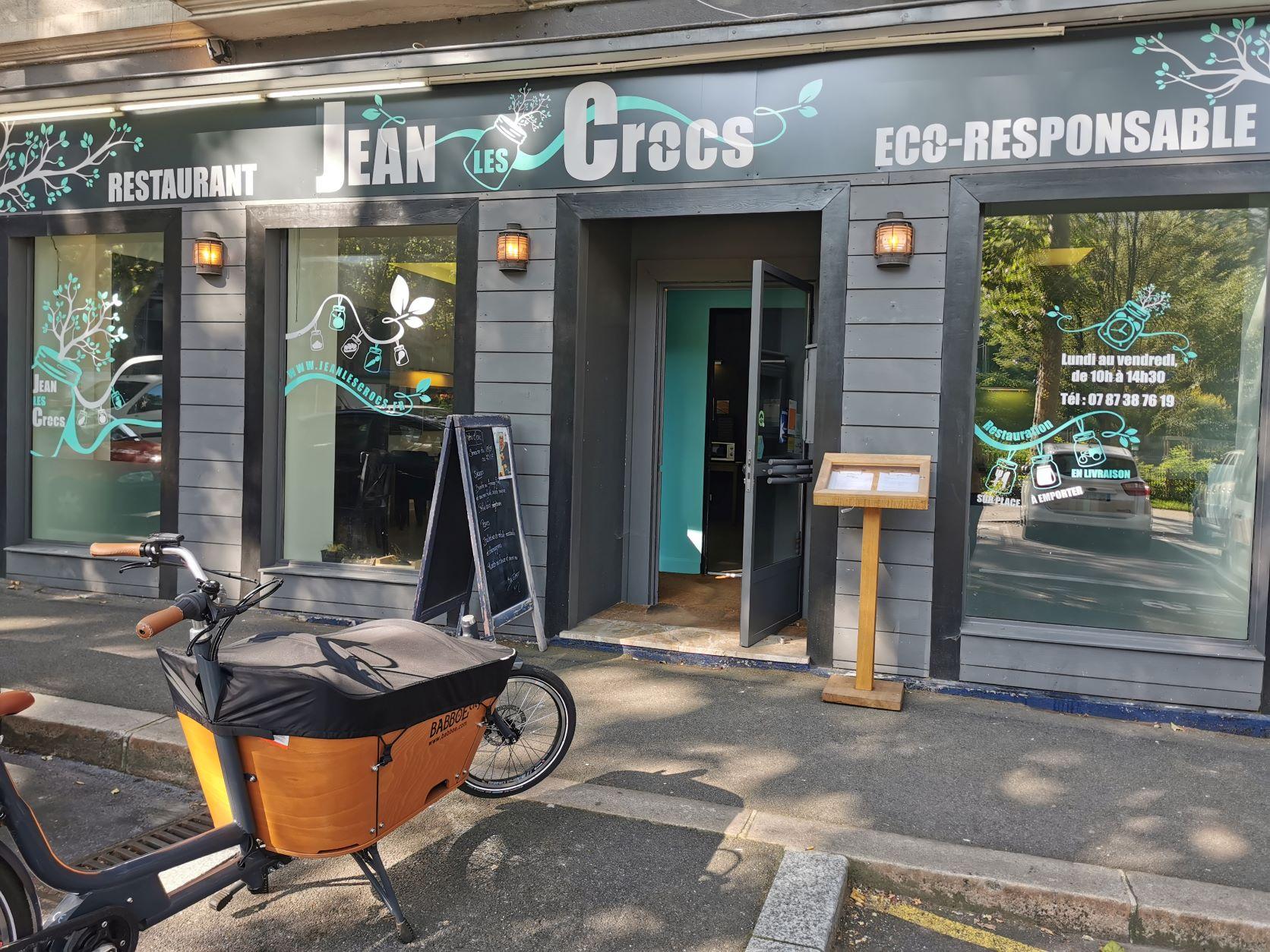 Jean les Crocs, restaurant stéphanois éco-responsable