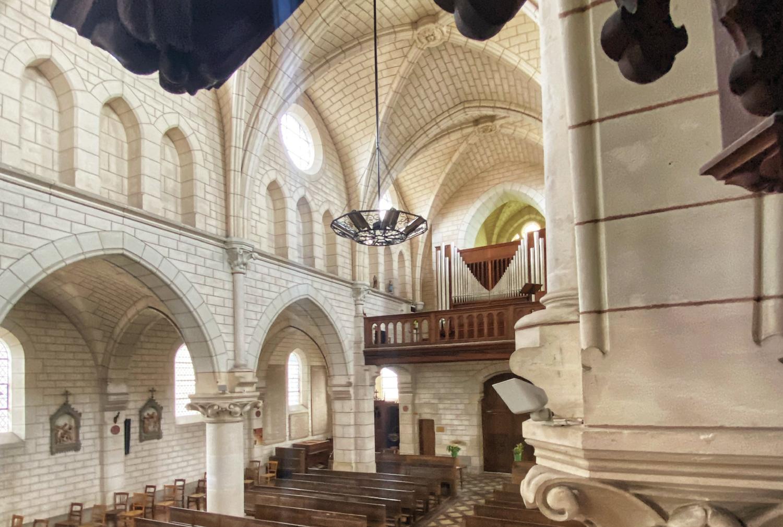 Acquisition d'un orgue pour notre Église
