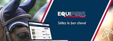Equipeer - Marketplace pour l'achat vente de chevaux de sport
