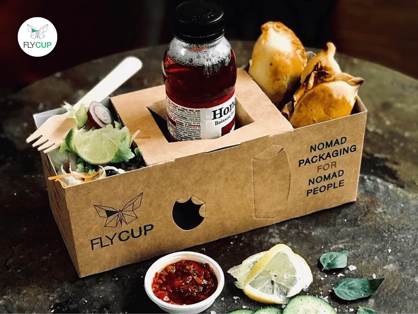 Flycup Packaging