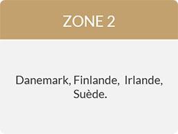 Livraison zone 2