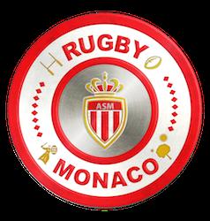 Minibus pour asm rugby - Ecusson monaco ...