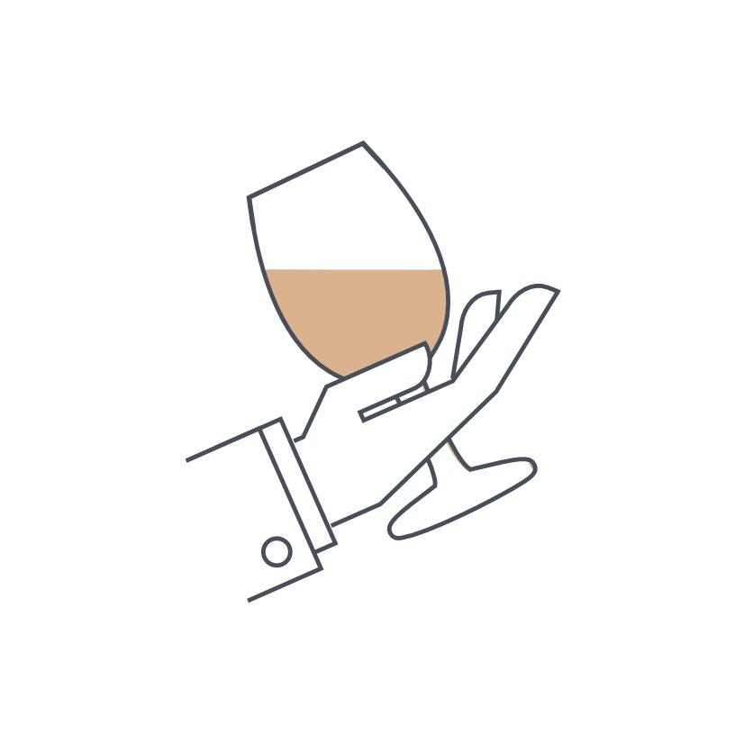 intérêts en vin