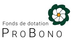 Fond de dotations ProBono
