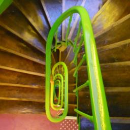 HI matic - escalier