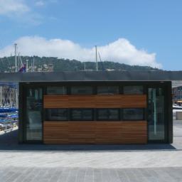 Port de Nice - Maison du Port - Sanitaires