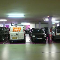 signalétique Parking Pantiero